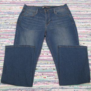 Levi Strauss 515 Med Wash Bootcut Jeans size 12